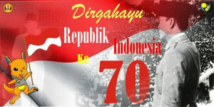 Dirgahayu Republik Indonesia ke 70